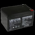 12 volt 12 amp battery