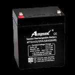 12 volt 4.5 amp battery